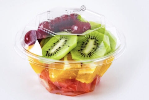 M Swavoski Fresh Fruit & Fresh Salad Box (200 sets per lot)