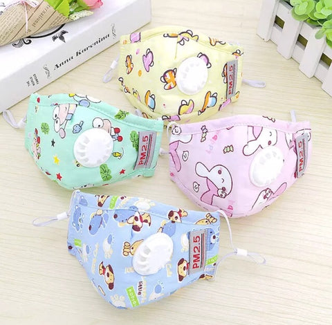 1 x PM2.5 Face Mask Children 2-10 years old