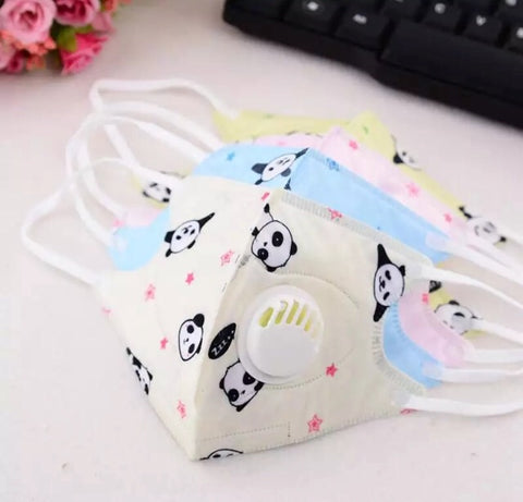 30 x PM2.5 Face Mask Children 2-10 years old
