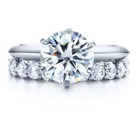 2 Carat Splendid Marriott Grand Wedding Ring Engagement Ring