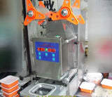 Fully Automated Automatic Lunchbox Sealing Machine Trays Commercial use business shops factory use device (1 per lot)