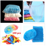 Disposable Caps Medical Protection Clothing Surgical Isolation for Covid in 4 Colours (100 or 5000 per lot)