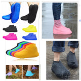 Shoe Covers Overshoes Reusable Silicon Medical Protection Clothing Surgical Isolation for Covid in 5 Colours (1 per lot)