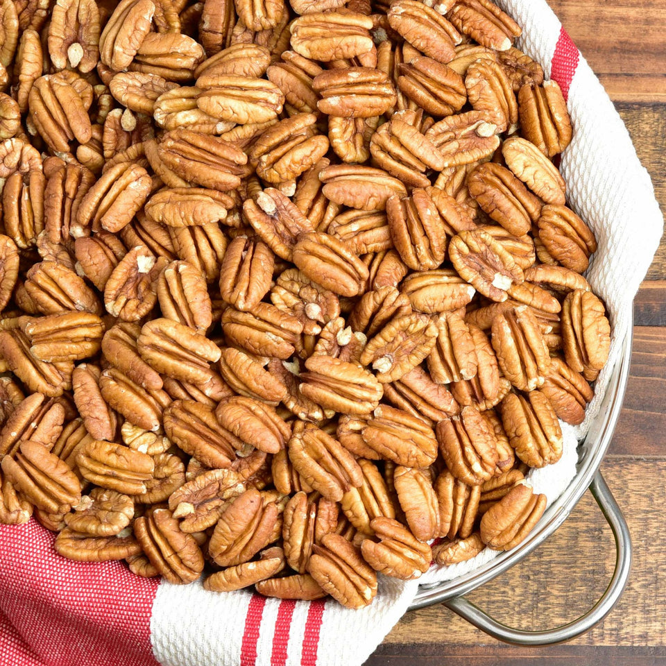 Pecan Health Benefits - Shop For Organic Raw Pecans - Guidry Organic Farms
