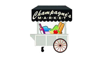 Guidry Farm Products at Champagnes Market