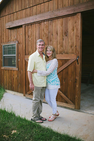 Mark & Connie Guidry | Guidry Farm Owners