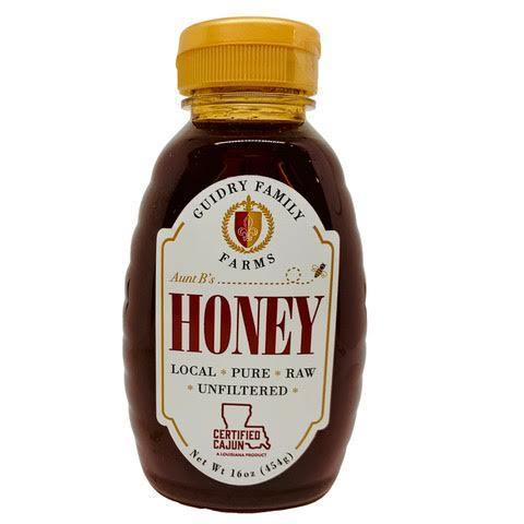 Pure Raw Organic Honey - Shop For Pure Raw Organic Honey - Guidry Organic Farms
