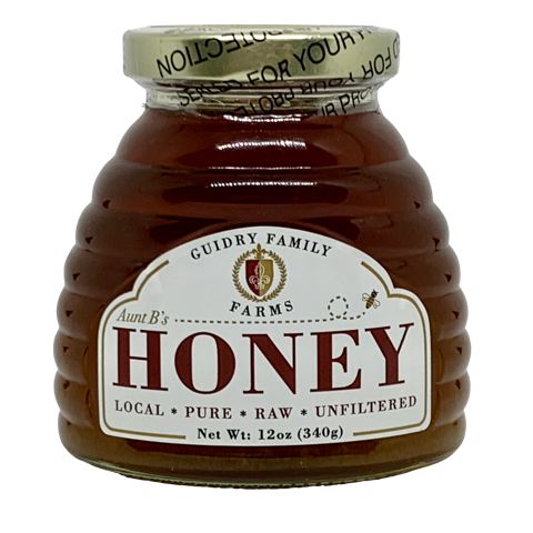 Organic Honey - Shop For Organic Honey - Guidry Organic Farms