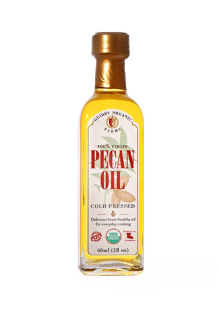 Pecan Oil 60ml - USDA Organic Certified