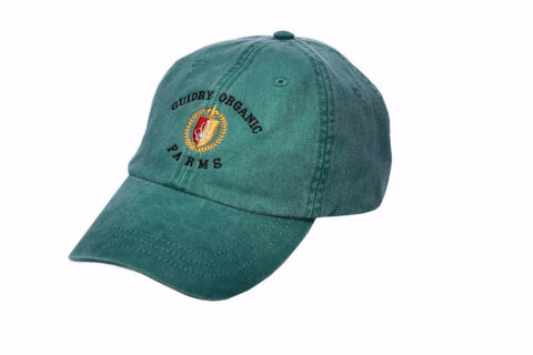 Guidry Organic Farms Hat