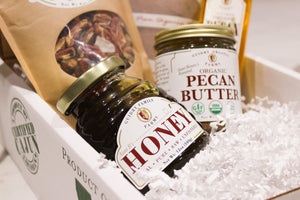 12oz Honey  - (Raw. Pure. Local & Unfiltered) - Guidry Organic Farms