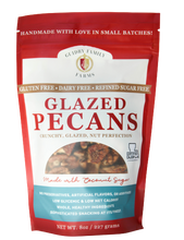 "Load image into Gallery viewer, Glazed Pecans ""On sale for $10"""
