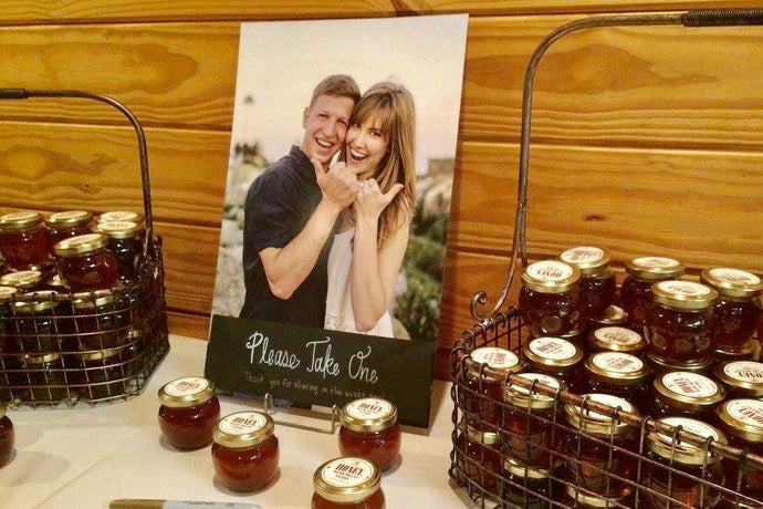 Pure Raw Organic Honey Gift Favors - Shop For Pure Raw Organic Honey Gift Favors - Guidry Organic Farms