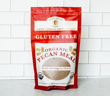 Load image into Gallery viewer, USDA Certified Organic Pecan Meal (Paleo, Grain Free, Keto Friendly, Gluten Free)