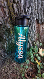 Personalized 24 Ounce Sport Water Bottle with name