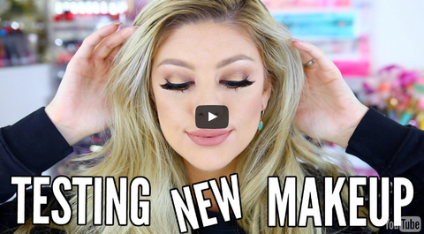 Madison Miller Get Ready with me | testing new makeup