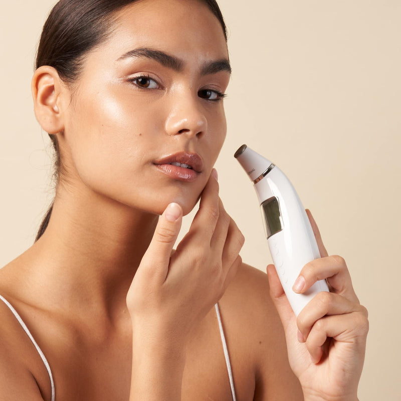 Exfora | Personal Microdermabrasion Wand.