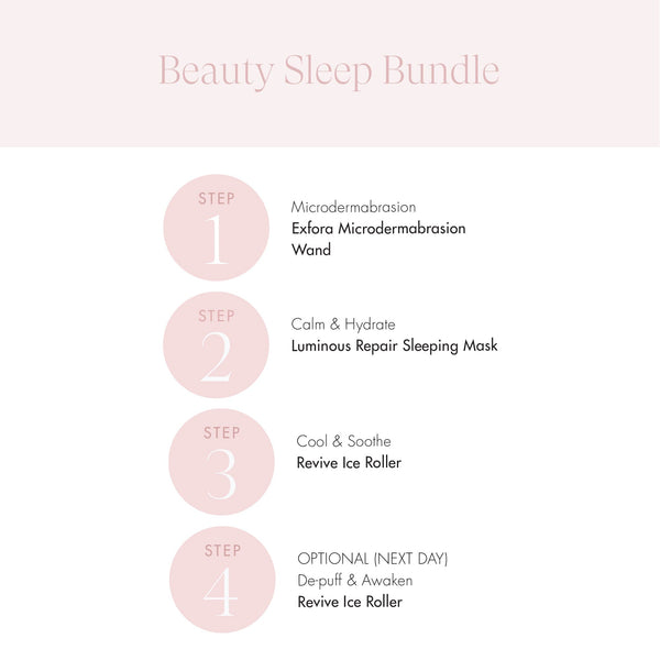 Beauty Sleep Bundle Gift Set
