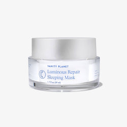 Luminous Repair Sleeping Mask. - 0