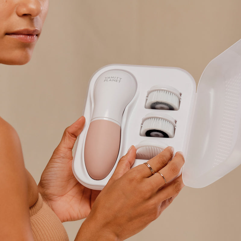Raedia Bogo | Facial Cleansing Brush.
