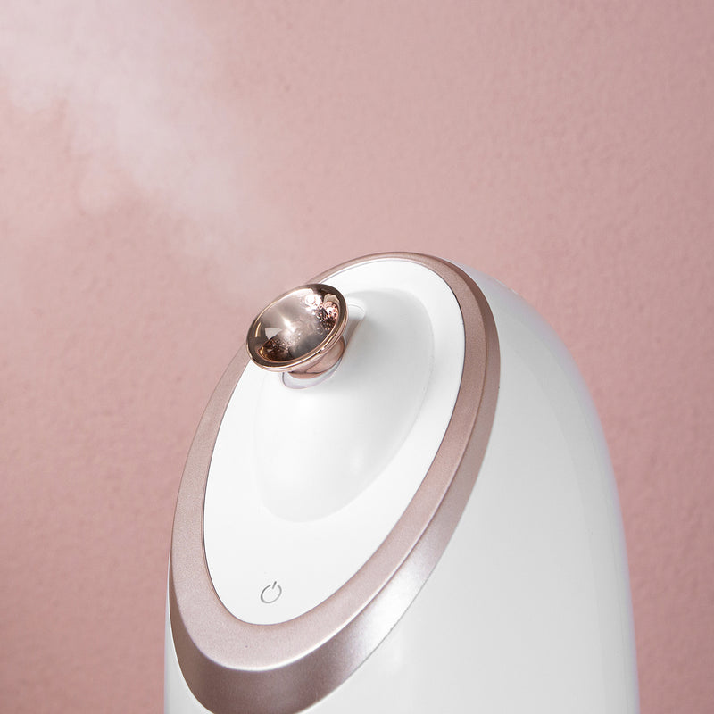 Senia | Hot and Cold Smart Facial Steamer.