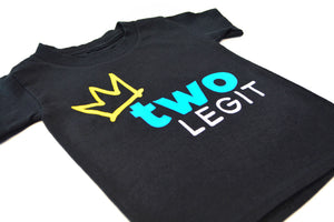 Two Legit Toddler Tee