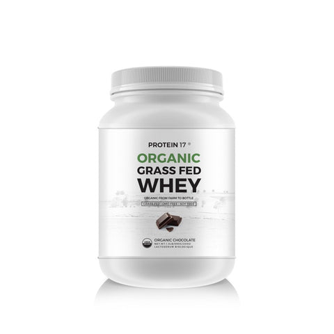 organic grass fed whey