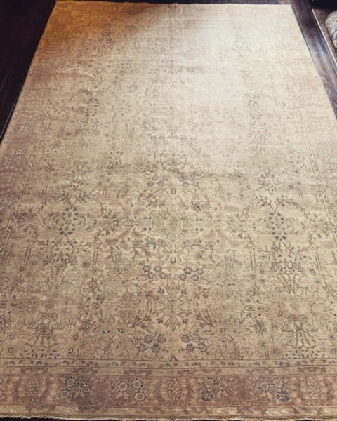 "1930s Persian "" Mahal "" Carpet 3.80X2.60"