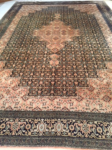 Super Fine Silk Kashmir Carpet 2.90 X 1.80