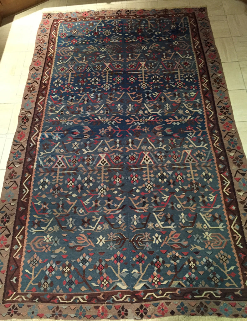 Late 19th Century Bessarabian 2.75 x 1.67
