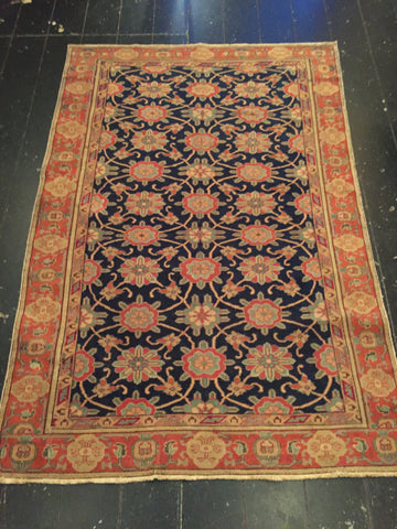 1920's Turkish Rug 1.67X1.10