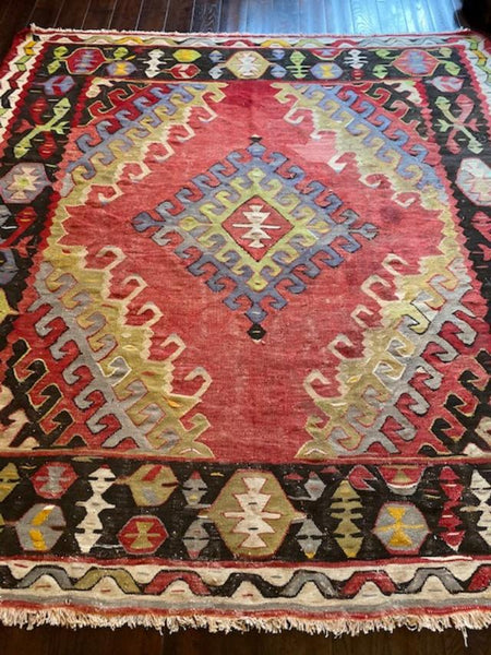 Turkish Kilim 2.10X2.10