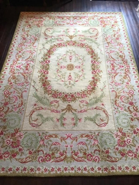 Aubusson Carpet 2.90X2.00