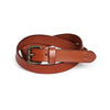 Daily Belt - Sirup Brown / Antique Brass (24 mm)