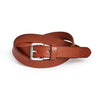 Daily Belt - Sirup Brown / Silver (24 mm)