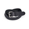 Daily Belt - Black / Silver (29 mm)