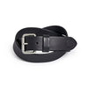 Daily Belt - Black / Silver (34 mm)