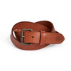 Daily Belt - Sirup Brown / Antique Brass (34 mm)