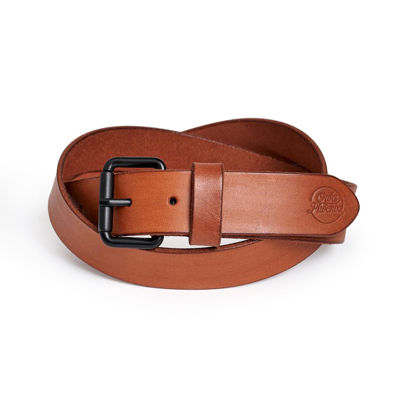 Daily Belt - Sirup Brown / Black (34 mm)