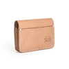 Dutch Wallet / 4 slots - Tan