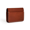 Dutch Wallet / 4 slots - Sirup Brown