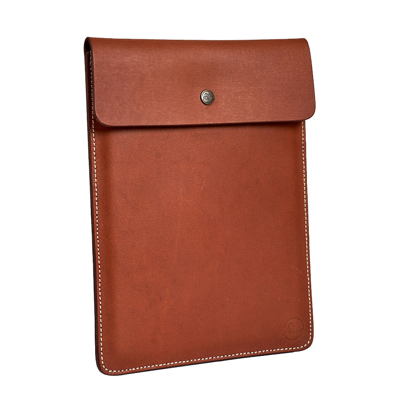 Clamp Ipad Sleeve - Sirup Brown