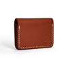 Dutch Wallet / 2 slots - Sirup Brown