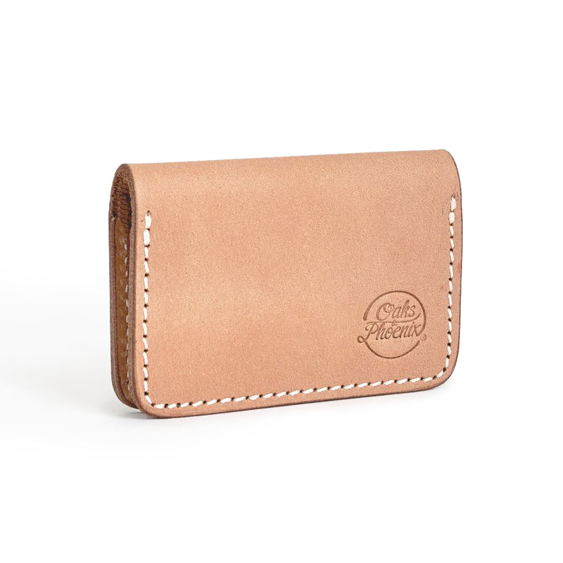 Dutch Wallet / 2 slots - Tan