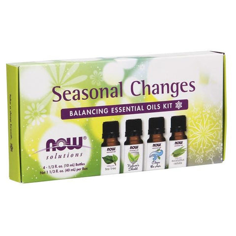 Now Seasonal Changes Essential Oil Kit