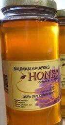 Bauman Apiaries Ontario Honey - 500g