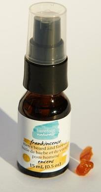 Barefoot Naturals Beard Oil Frankincense - 15 ml