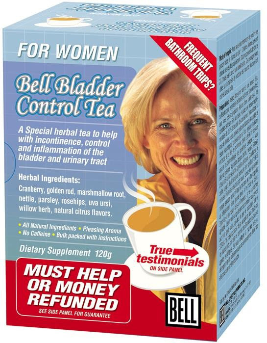 Bell Bladder Control Tea For Women 120g