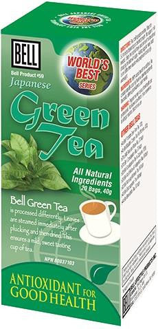 Bell Japanese Green Tea 20 Bags