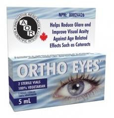 AOR Ortho Eyes - 2 Vials 5ml